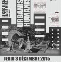 La Cie Mira présente «Urbanisme Humaniste»