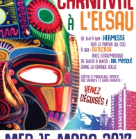 Carnaval à l'Elsau !